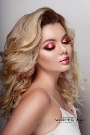 larisa larina makeup sfx school Курсы вечерних и свадебных  Вы научитесь их укладывать накручивать плести выполнять красивые торжественные прически а также подбирать прически под форму лица и стиль клиента