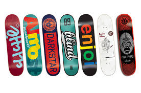 Choosing Your First Skateboard Deck | Sidewalk Basic.