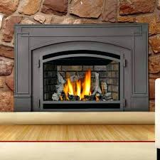 natural gas insert natural gas fireplace efficiency victory direct vent insert reviews gas fireplaces fireplace energy
