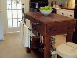 Kitchen Table Island Our Vintage Home Love How To Build A Rustic Kitchen Table Island
