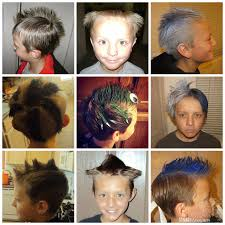 Crazy Hairstyles For Boys 87 Images In Collection Page 1