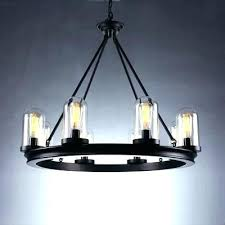 brand van coco round black chandelier crystals sterr galleries of circular