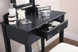 shaker dressing table set makeup dresser desk drawer