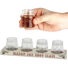 Plush Mason Jar Shot Glasses Mason Jar Shot Glasses Green Head To ... & Plush Mason Jar Shot Glasses Mason Jar Shot Glasses Green Head in Mini Mason  Jars Bulk Adamdwight.com