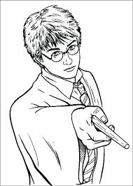 Harry Potter Coloring Pages At Free And Pdf Book Pizzafoodclub