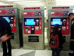 Vta Ticket Vending Machine Locations Delectable Clipper Vending Machines Must Be Standardized Improve Bay Area