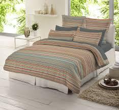 image is loading striped flannelette boys bedding duvet cover or pillowcase