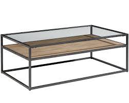 showcase coffee table