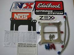 Nx Mainline Jet Chart Daves Deal New Hbr Blackout Holley 4150 Cheater Nitrous