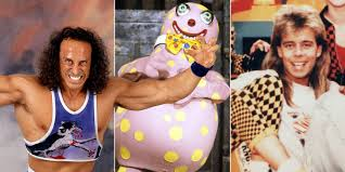 kids tv shows from the 90s. kids 90s tv gameshows, gladiator, mr blobby, fun house tv shows from the