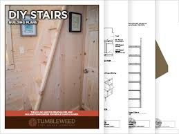 tiny houses floor plans. Tumbleweed Tiny House Stair Plans Houses Floor