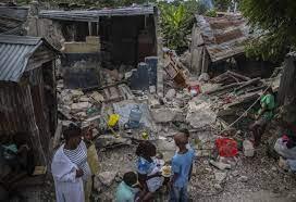 Death toll from Haiti quake hits 724 ...