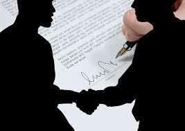Resultado de imagen de contrato