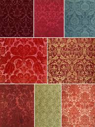 What Is Damask History Of Surface Design Damask Pattern Observer
