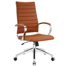 winsome modern leather office chairs trendy design chair