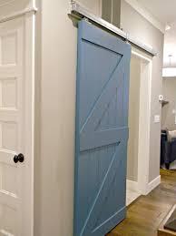 Barn Door Blue Kitchen Doors Ideas