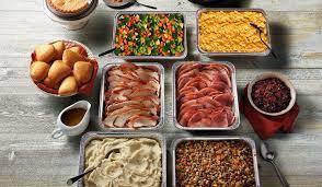 Boston Market Now Offering Thanksgiving Heat Serve Meals