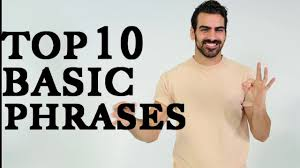 Top 10 Basic Asl Phrases For Beginners Learn American Sign Language Nyle Dimarco