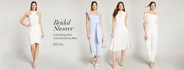 bridal shower dresses on dillards