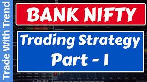 Bank Nifty Futures Trading Strategy Part 1 Basics