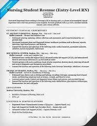 Licensed Practical Nurse Resume Nice Student Nurse Resume Template