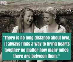 Quotes About Friendship Long Distance Long Distance Friendship Quotes for Far Away Friends 74