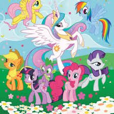 My Little Pony Friendship Is Magic Mural   Http://www.godecorating.