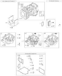 briggs and stratton wiring diagram 12 5 hp briggs briggs and stratton 311707 parts list and diagram 0132 e1 on briggs and stratton wiring diagram