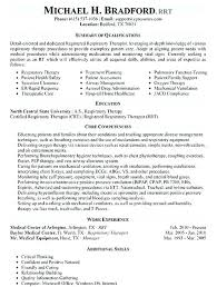 Masseur Cover Letter Resume Template Directory