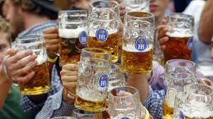Most Capita World's Drinkers The Drink Per That Biggest Beer Countries
