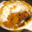 candied sweet mashed potatoes