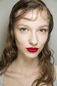 fall 2016 beauty trends clic red lip