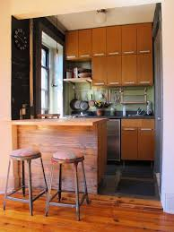 Mini Bar Kitchen Furniture Design