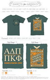 Designs For Homecoming Shirts Adpi Homecoming Ideas Pi Kappa Phi Tshirt Ideas