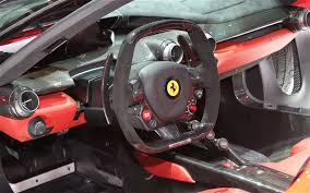 Ferrari Laferrari Steering Wheel  A