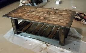 pallet furniture coffee table. Pallet Furniture Coffee Table