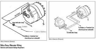 alternator voltage regulator page 2 el camino central forum voltage regulator wiring diagram ford me,personally,i go with the \