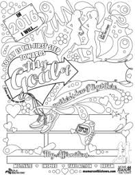 Small Picture Moms RUN This Town She Runs This Town Coloring Page for Runners