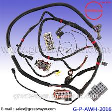 ecu wiring harness construction solidfonts ecu wire harness supplieranufacturers at