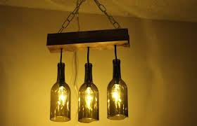 lighting awesome wine bottle pendant light kit for your george ideas