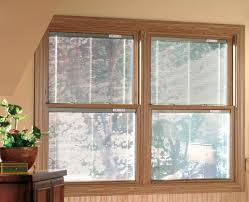 Can Doors With Blinds Between Glass Be RepairedDouble Hung Windows With Blinds Between The Glass