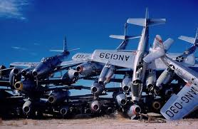 Image result for pile of airplanes