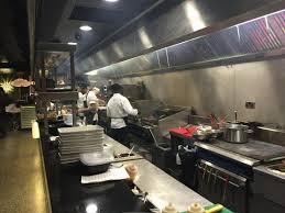 restaurant open kitchen. Cau Restaurant: Open Kitchen Restaurant