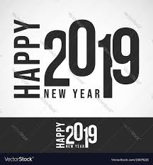 New Design Printing 2019 Happy New Year Design For Printing Products