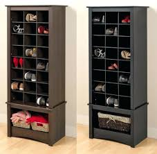 wood shoe organizer cubby wooden storage plans shelves for closets wood shoe organizer