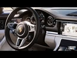 porsche panamera turbo 2016. new porsche panamera turbo 2016 interior