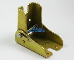 4 pieces folding table leg bracket self lock folded feet for extension table