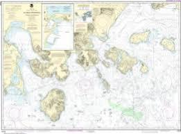 Oceangrafix Noaa Nautical Chart 16549 Cold Bay And