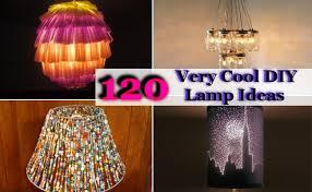lighting diy. DIY Lamp Ideas Lighting Diy