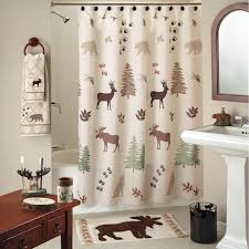 Wilderness Lodge Shower Curtain Collection